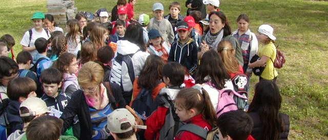 Campi scuola CEA Fontenova Centro Educazione Ambientale dal 1992
