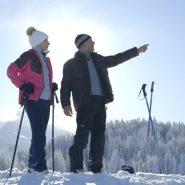 Racchette da neve CEA Fontenova Centro Educazione Ambientale dal 1992